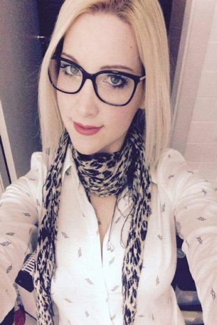 Sara – Blonde London Escort