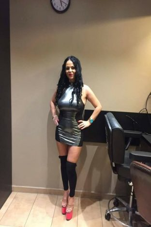 Dominica – Brunette London Escort